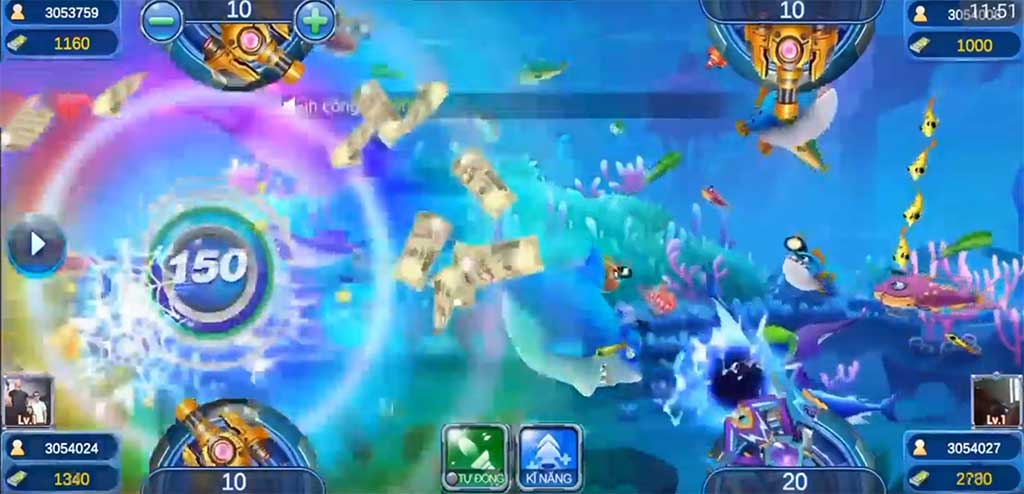 How To Win Money At Fish Tables - Fish Game Strategy