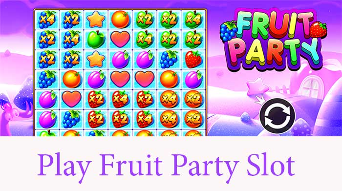 Play Fruit Party Slot